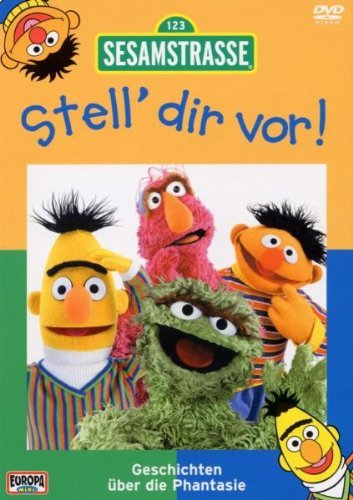 Sesamstraße - Stell' dir vor! -- via Amazon Partnerprogramm