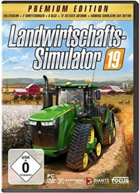 Farming Simulator 2019 - Premium Edition (PC)