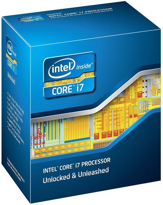 Intel Core i7-2600K, 4x 3.40GHz, boxed (BX80623I72600K)