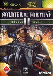 Soldier of Fortune 2 (uncut) (German) (Xbox)