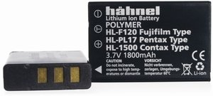 Hähnel HL-F120 Li-Ion battery (1000 187.3)