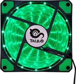 Talius FAN-03, LED-Lüfter grün, 120mm