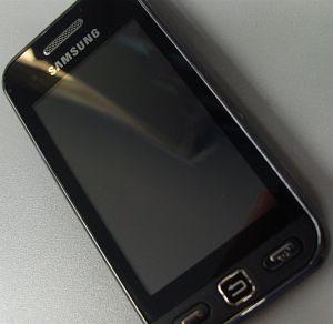 Samsung S5230 schwarz -- © bepixelung.org