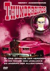 Thunderbirds 7 - Folgen 21-23