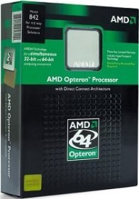 AMD Opteron 8216, 2C/2T, 2.40GHz, boxed without cooler (OSA8216CRWOF)