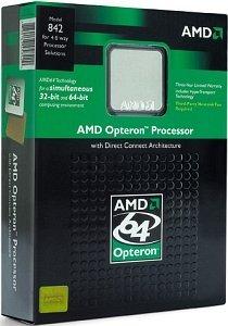 AMD Opteron 8216, 2x 2.40GHz, boxed ohne Kühler (OSA8216CRWOF)