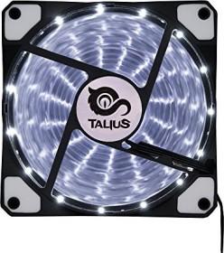 Talius FAN-03, LED-Lüfter weiß, 120mm