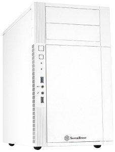 SilverStone Precision PS07 weiß schallgedämmt (SST-PS07W)