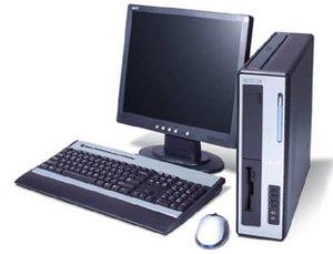 Acer Veriton 3600GT, Pentium 4 2.8GHz (PS.3GTE6.G03/PS.3GTE6.G05/PS.3GTE6.G10)