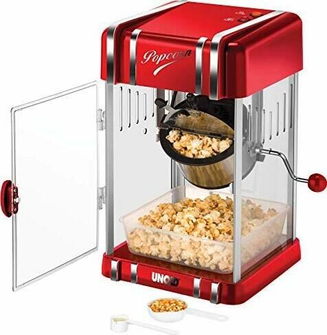 Bild Unold 48535 Retro Popcorn Maker