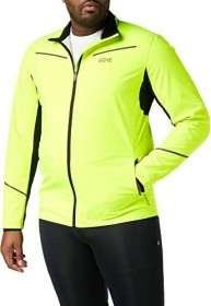 Gore Wear Partial Gore-Tex Infinium Laufjacke neon yellow/black (Herren) (100624-0899)