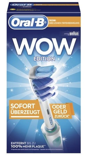 Braun Oral-B WOW Edition TriZone