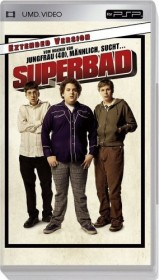 Superbad (UMD movie) (PSP)