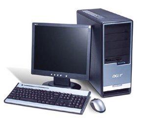 Acer Veriton 7600GT, Pentium 4 3.00GHz, DVD-RW (PS.7GTE6.G06/G19)