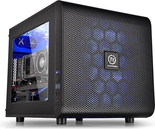 Thermaltake Core V21, Acrylfenster (CA-1D5-00S1WN-00)