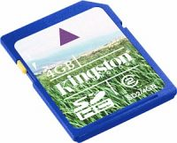 Kingston SDHC 4GB, Class 2 (SD2/4GB)