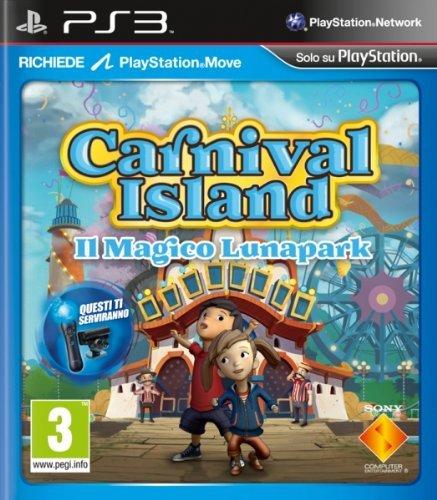 Carnival Island (Move) (deutsch) (PS3) -- via Amazon Partnerprogramm