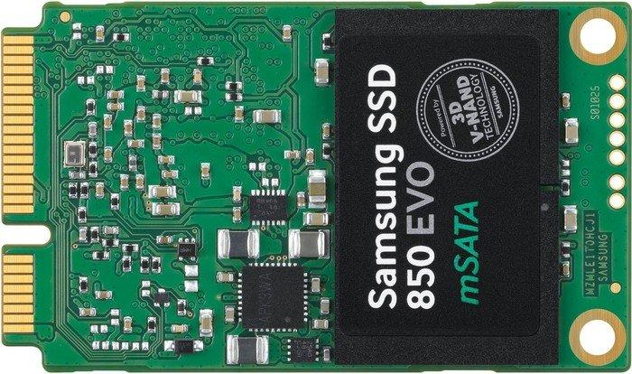 Samsung SSD 850 EVO 1TB, mSATA (MZ-M5E1T0BW)