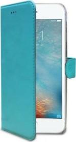 Celly Wally für Apple iPhone 7/8 blau (WALLY800TF)