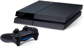 Sony PlayStation 4 - 1TB Uncharted 4: A Thief's End Bloodborne & Quantic Dream Collection Bundle schwarz