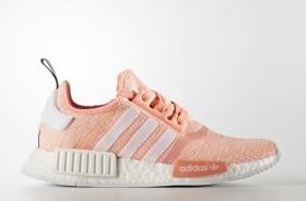 adidas NMD_R1 sun glow/footwear white/haze coral (Damen) (BY3034)