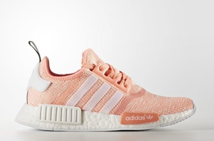 ccce1d00cf14 adidas NMD R1 sun glow footwear white haze coral (ladies) (BY3034 ...