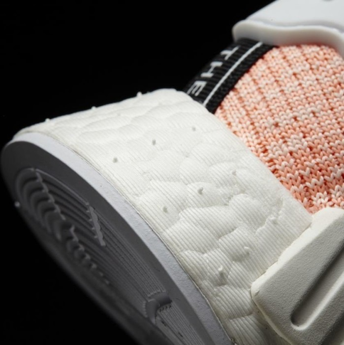 71c588a88 adidas NMD R1 sun glow footwear white haze coral (ladies) (BY3034) starting  from £ 89.99 (2019)