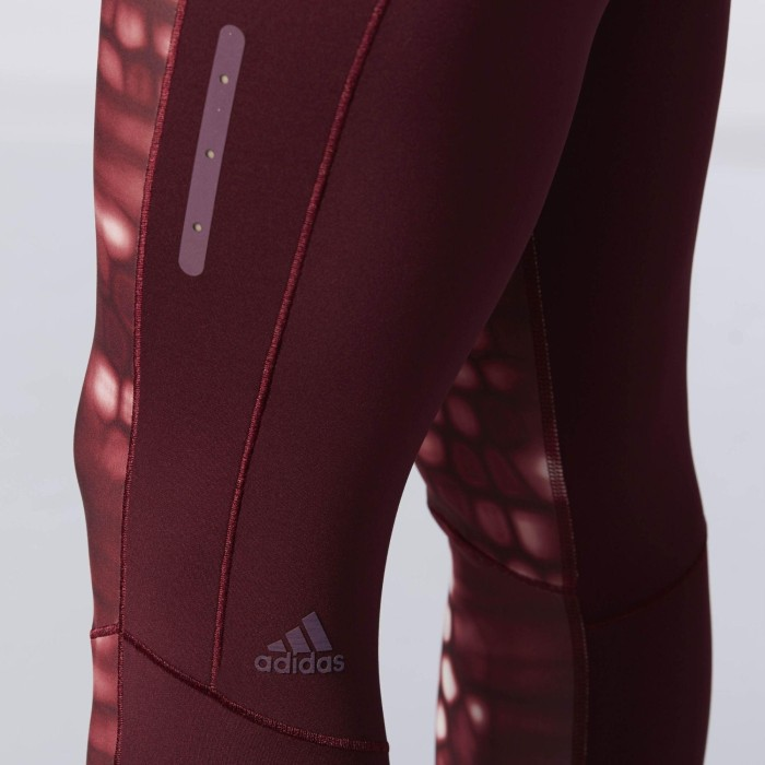 940c01b8608ea adidas Supernova Tights running pants long maroon (ladies) (S97938)  starting from £ 33.90 (2019)