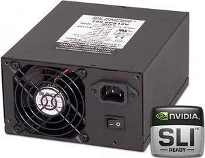 PC Power & Cooling Silencer 750W Quad Black ATX 2.2 (S75QB)