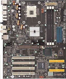 ABIT IT7-MAX2-XP V2.0, i845PE (PC-2700 DDR)