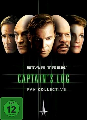 Star Trek - Captain's Log: Fan Collective -- via Amazon Partnerprogramm