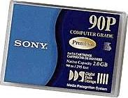 Sony DDS-1 Cartridge 90m 4GB/2GB (DG-90) -- via Amazon Partnerprogramm