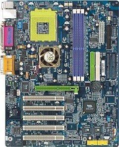 Gigabyte GA-7VAX, KT400 (PC-2700 DDR)