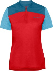 VauDe Tremalzo Shirt IV kurzarm magma (Damen) (40867-208)
