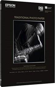 Epson Traditional Fotopapier, seidenmatt, A3+, 25 Blatt (S045051)