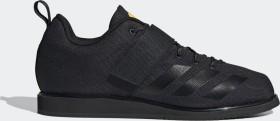 adidas Powerlift 4 core black/solar gold (Herren) (FV6599)