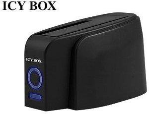 RaidSonic Icy Box IB-110StUS2-B, USB 2.0/eSATA (20800)