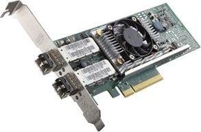 Dell QLogic 57810, 2x SFP+, PCIe 2.0 x8 (R507Y/540-BBDX)