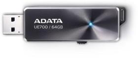 ADATA UE700 64GB, USB-A 3.0 (AUE700-64G-CBK)