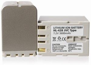Hähnel HL-428 Li-Ion battery (1000 183.2)