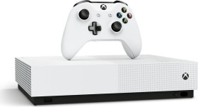 Microsoft Xbox One S All-Digital Edition - 1TB weiß (verschiedene Bundles)