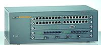 D-Link DES-5600, Managed 10 /100 /1000 Mbit Switch mit Gigabit Option