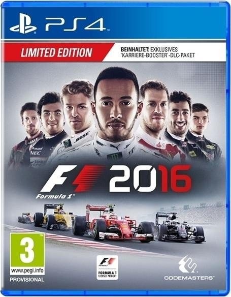 F1 2016 - Limited Edition (PS4)