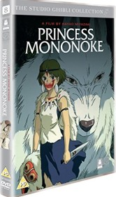 Princess Mononoke (DVD) (UK)