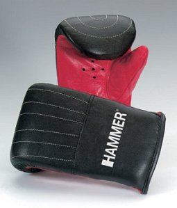 Hammer punching bag gloves Vecon
