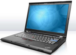 Lenovo ThinkPad T410s, Core i5-520M, 2GB RAM, 128GB SSD, UK (NUHFXUK)