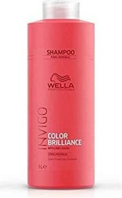 Wella Care Brilliance feines Haar Shampoo, 1000ml