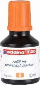 edding T25 006 ink bottle orange, 30ml (4-T25006)