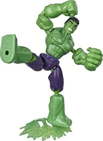 Hasbro Marvel Bend and Flex Hulk (E7871)