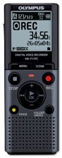 Olympus VN-711PC DNS digital voice recorder